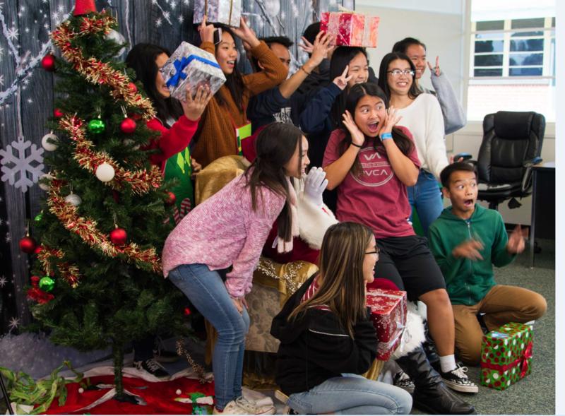 Spirited Matadors Become Santa's Little Helpers! Featured Photo