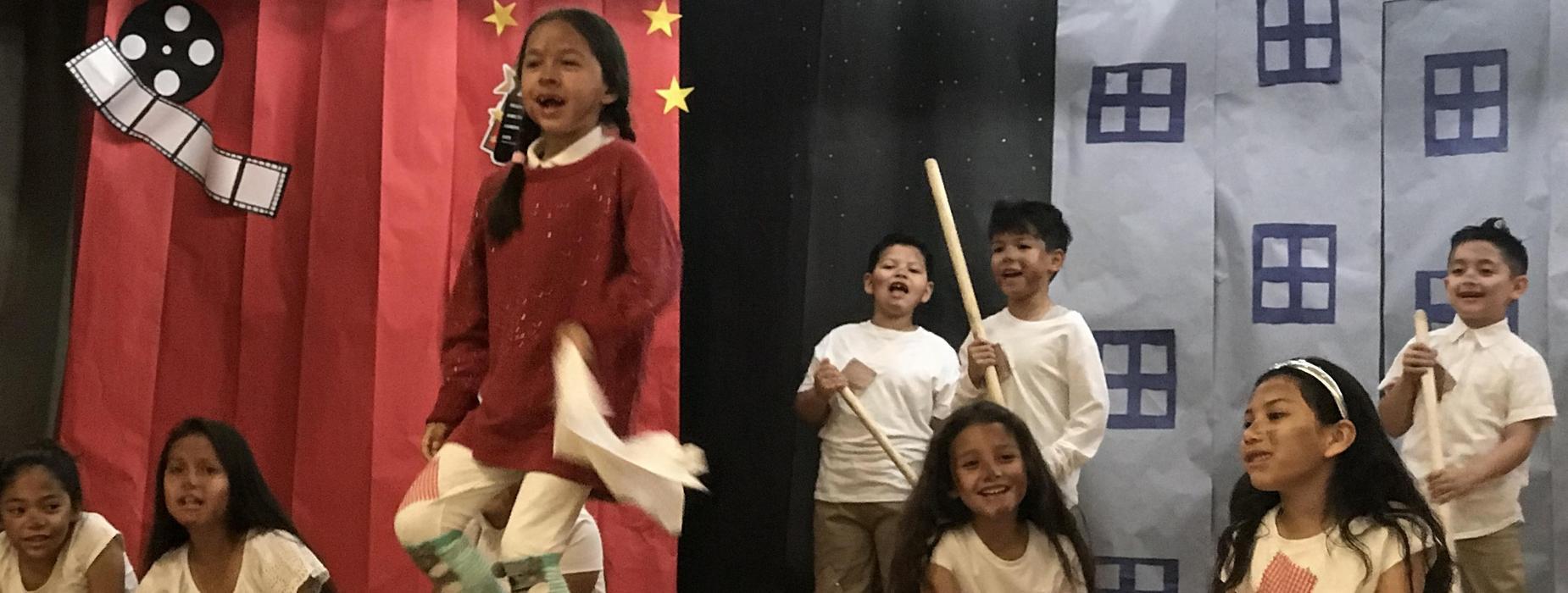Orphan Annie Musical