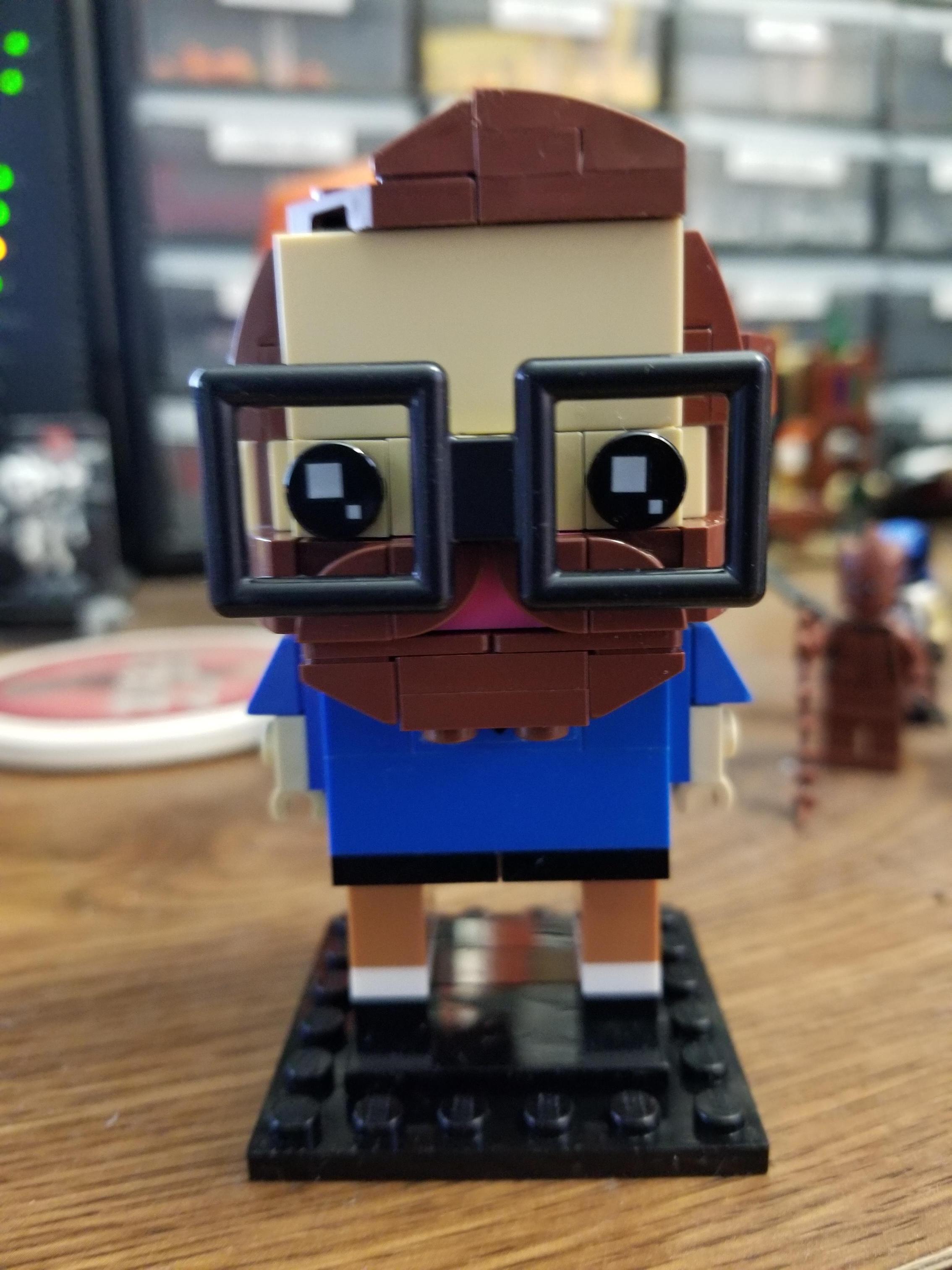 Lego Adam