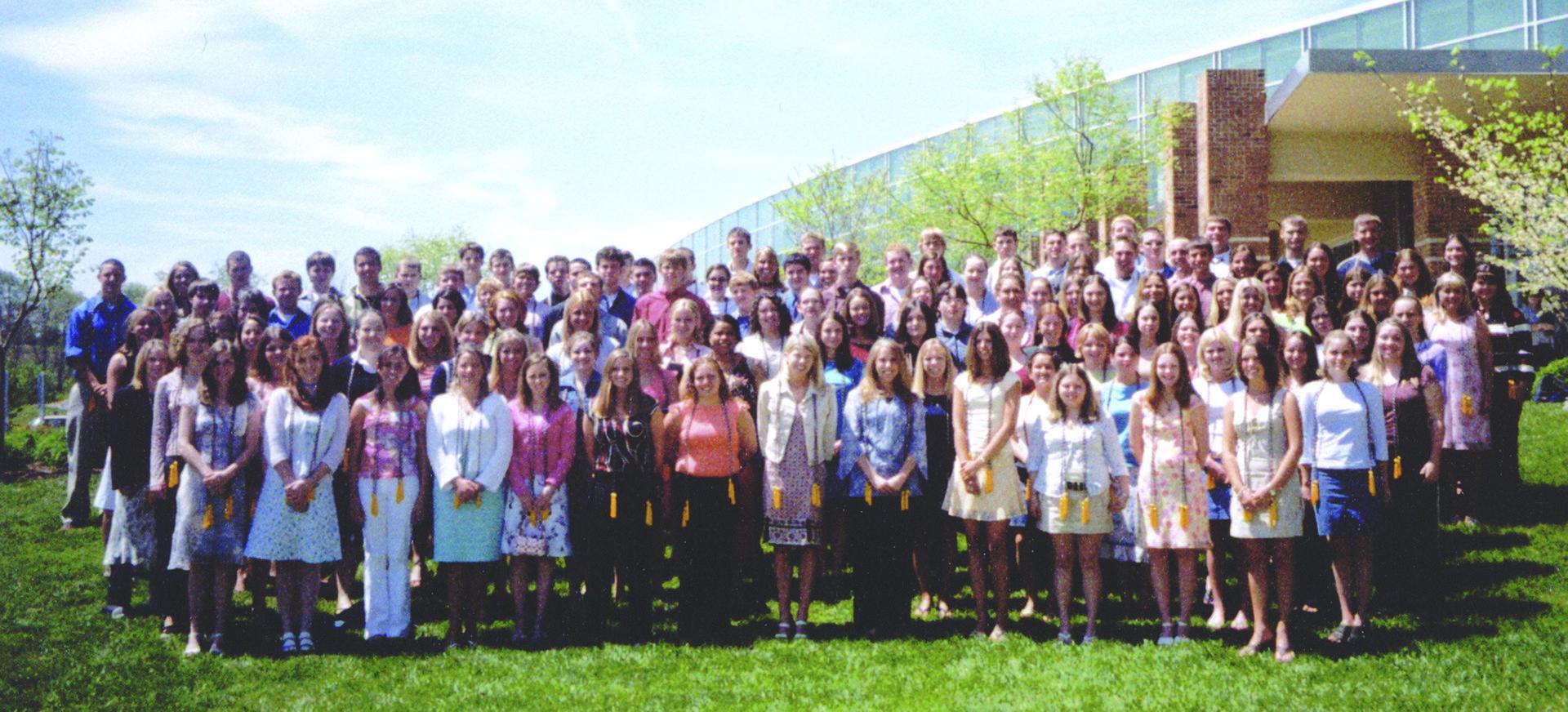 2004 Community Scholars