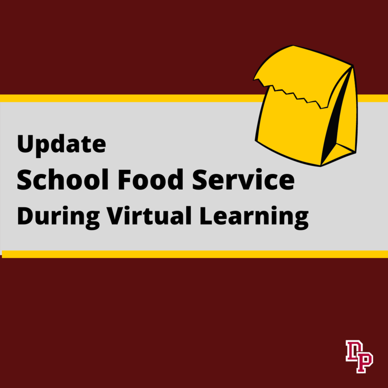 food service during virtual learning
