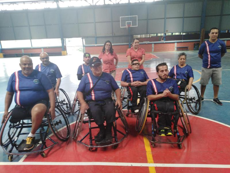 Campeones de la vida, baloncesto en sillas de rueda visita nuestra urbe educativa Featured Photo