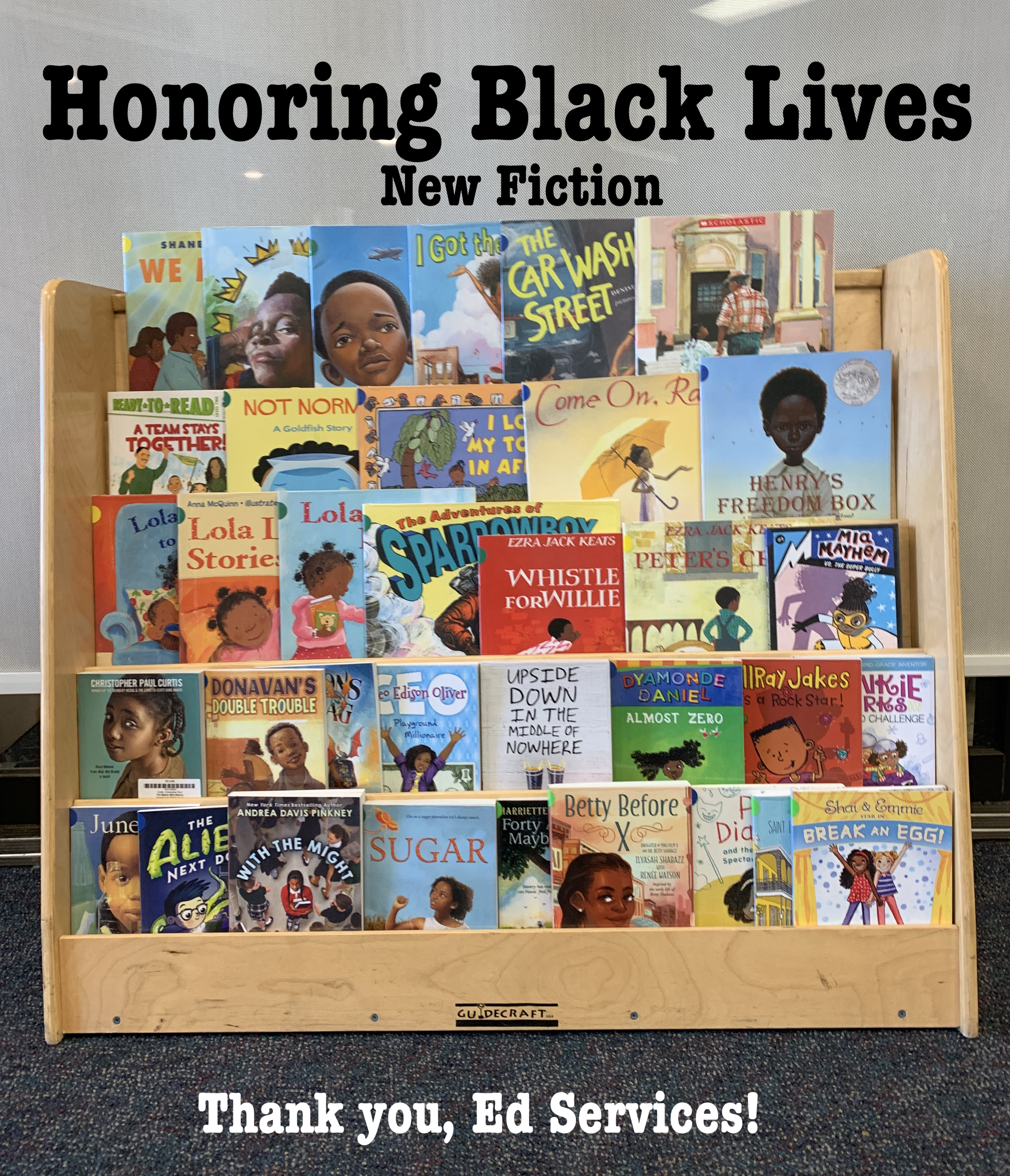 Honoring Black Lives New Fiction