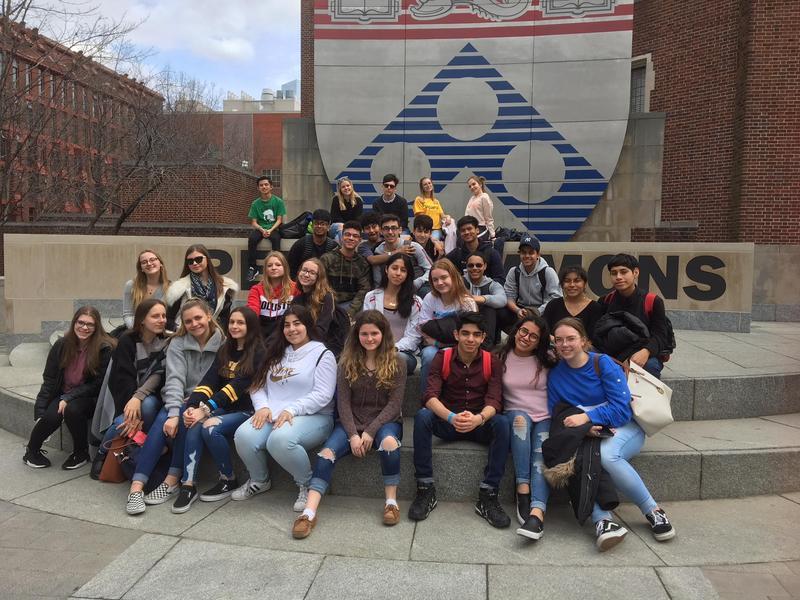 Maspeth High School Students Visit University of Pennsylvania Featured Photo