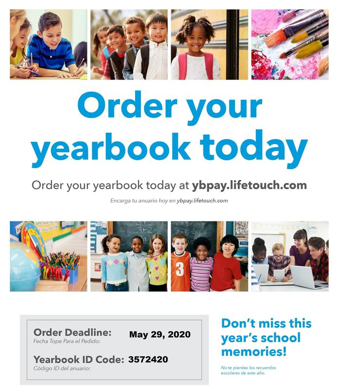 Order your 2019-2020 Yearbook today! Featured Photo