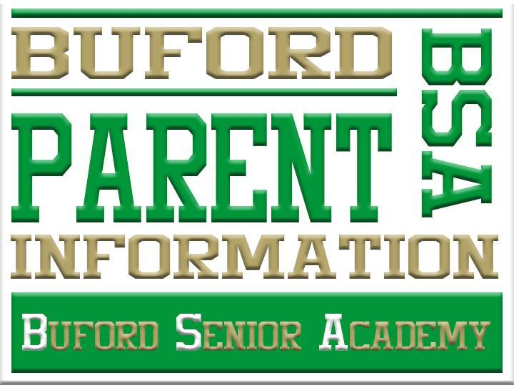 PARENT INFORMATION SIGN