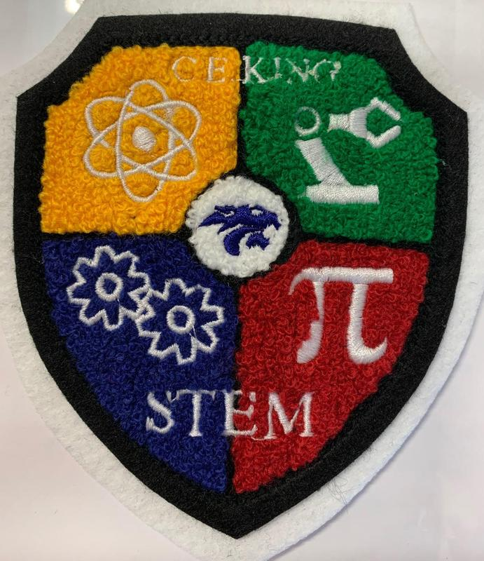 Letterman jackets presented to STEM students Featured Photo