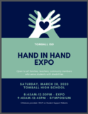 Hand in Hand Expo March 28, 2020