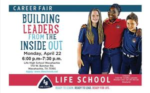 Annual Career Fair Flyer