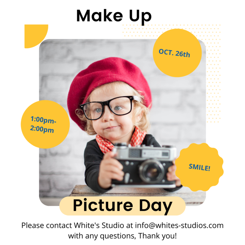 Make up picture day photo