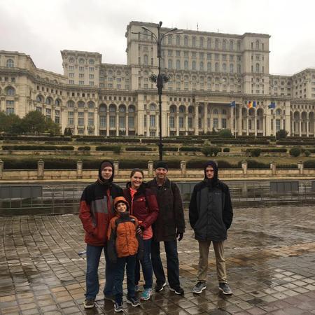 Visiting Romania