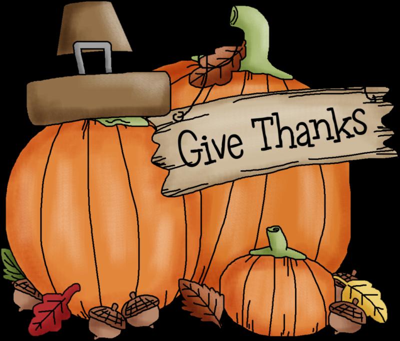 Thanksgiving Holiday! Thumbnail Image