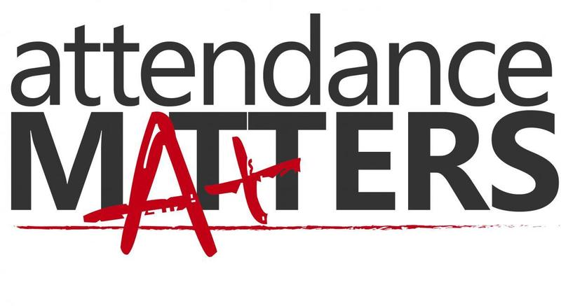Attendance Matters. Be in school, on time, everyday! Thumbnail Image