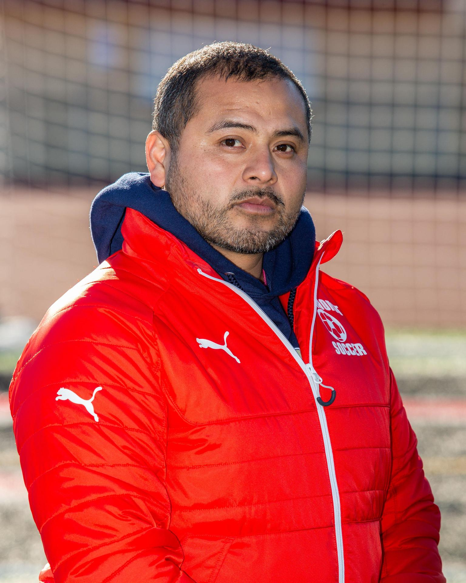 Photo of Coach Daniel Mejia-Garcia