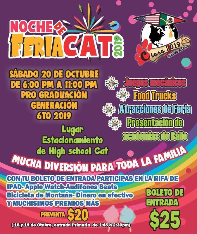 Noche de Feria CAT 2019 Featured Photo
