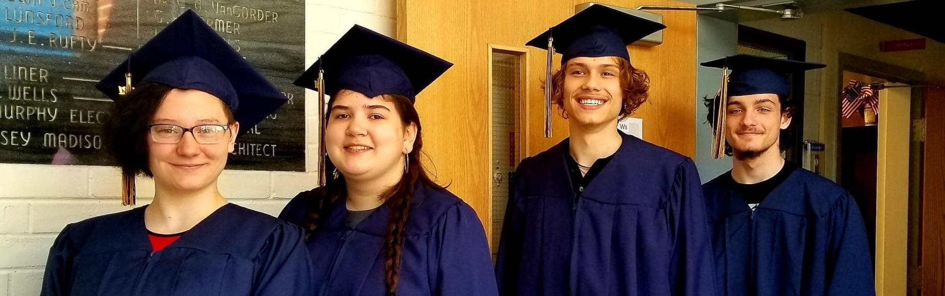 Oaks Graduation