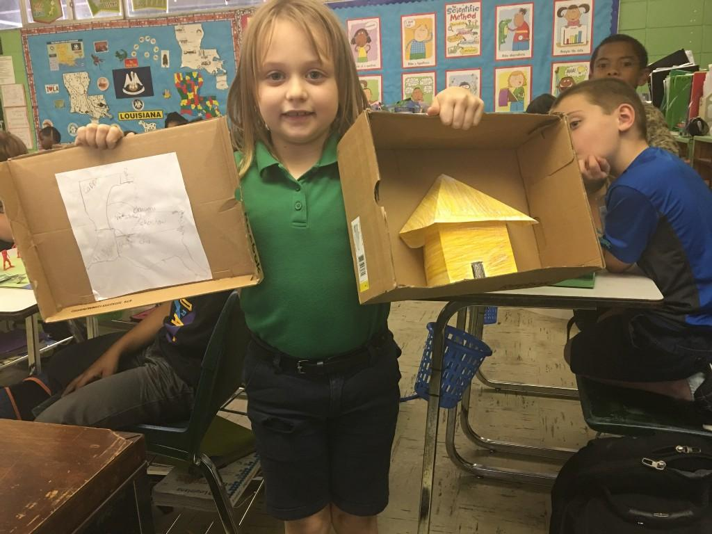 Native American Projects 3rd Grade