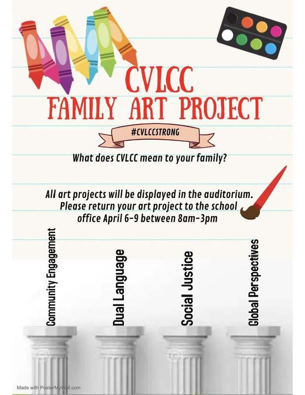 CVLCC FAMILY ART PROJECT Featured Photo