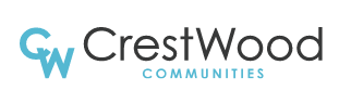Logo of CrestWood Communities