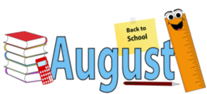 August Back to School