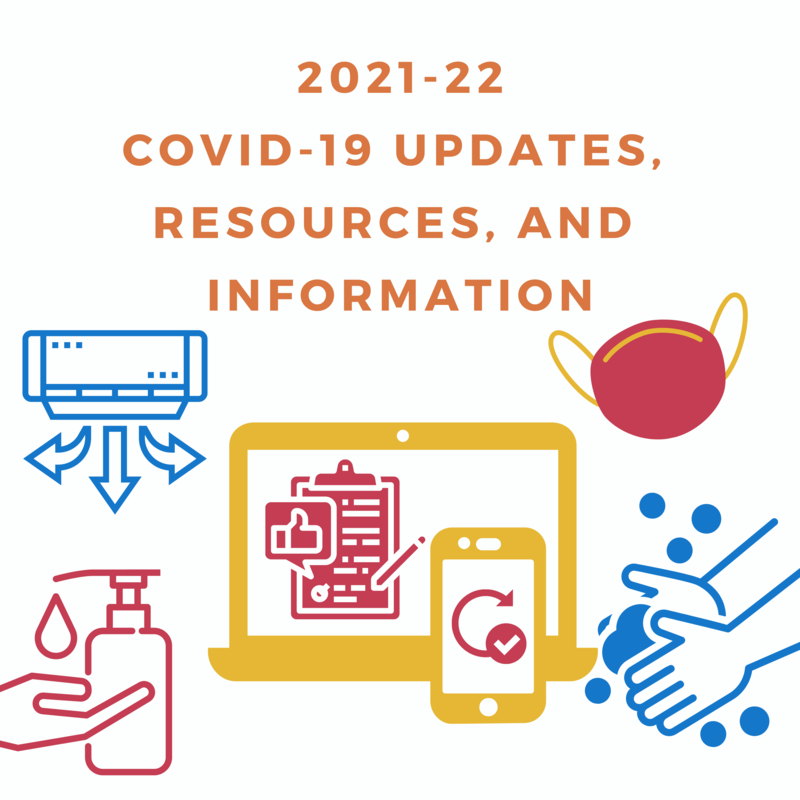 new webpage for covid-19