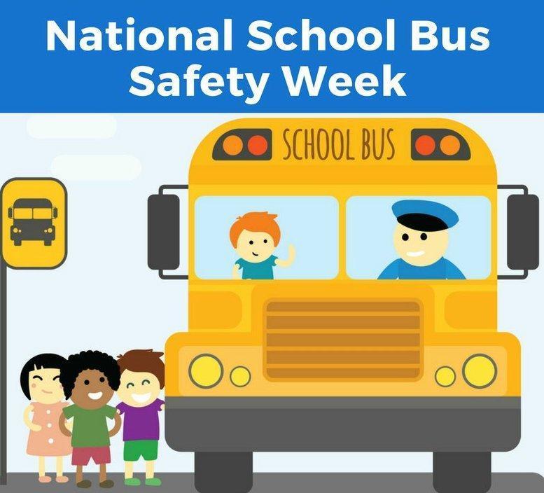 National School Bus Safety Week Thumbnail Image