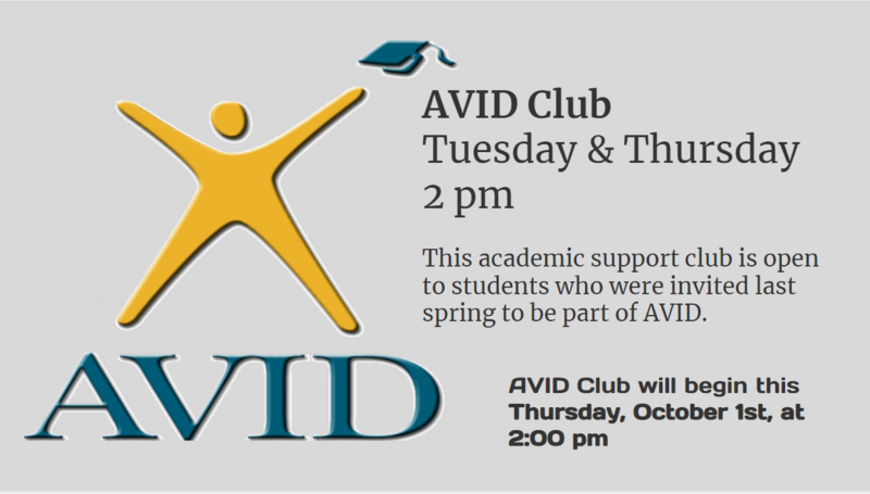 AVID Club