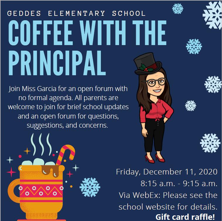 Coffee w/Principal