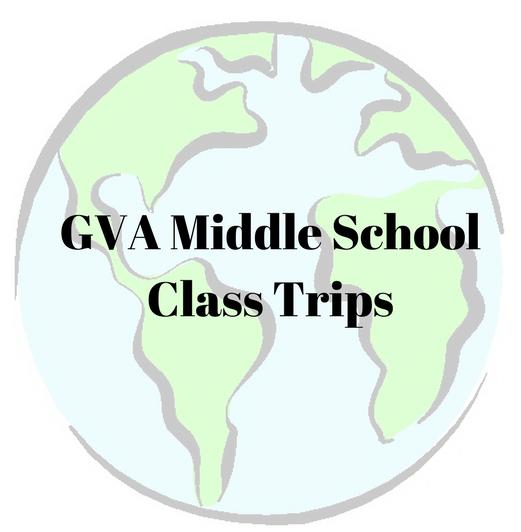 GVA Middle School trips