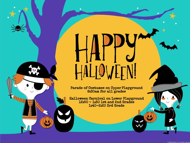 Happy Halloween! Featured Photo