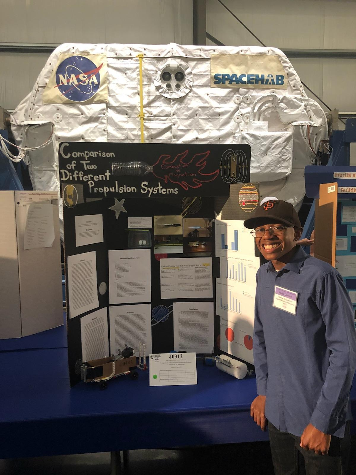 Thomas Garner Science Fair
