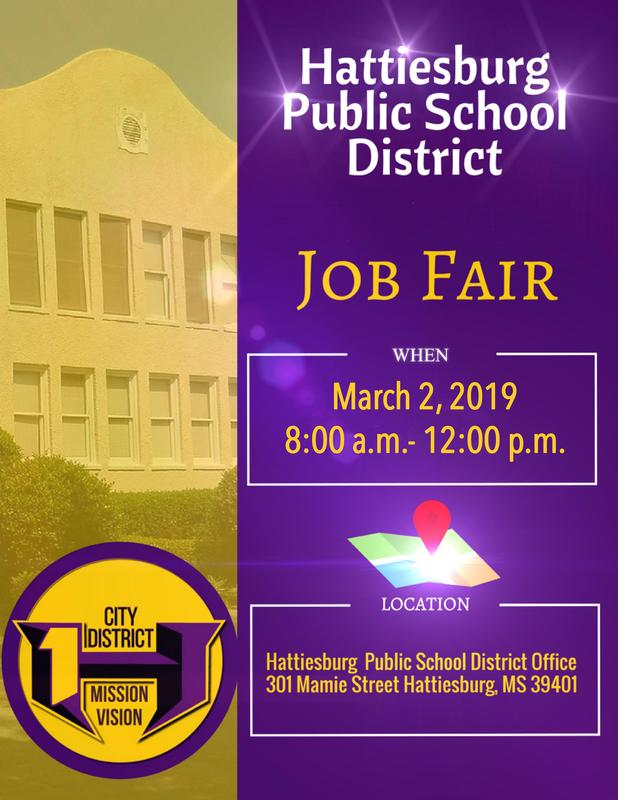 HPSD Hosts Job Fair, March 2 Featured Photo