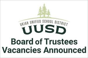 UUSD Board of Trustees Vacancies Announced