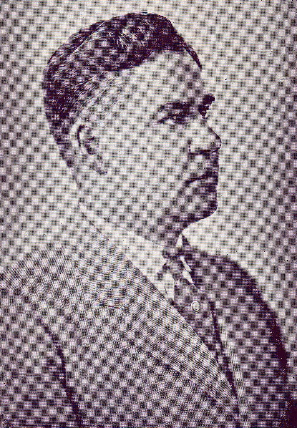 Principal Rosco C. Ingalls