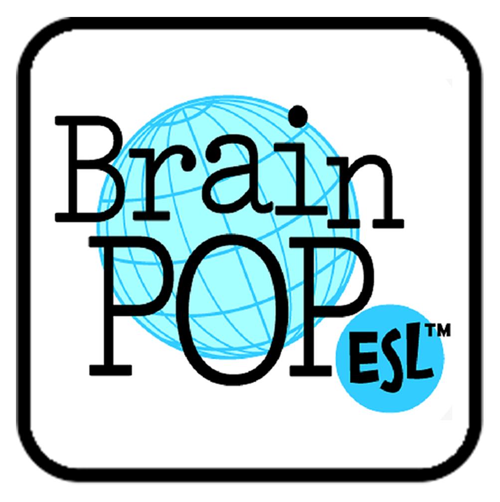 Brainpop ESL logo