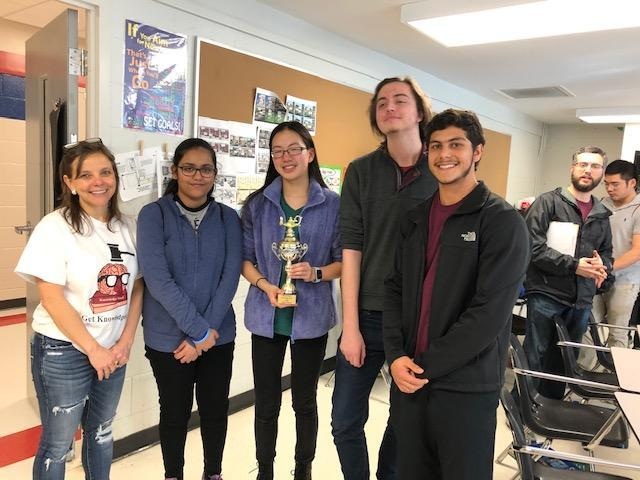 CHS Knowledge Bowl Team Performs Well at Bartlett Open Featured Photo