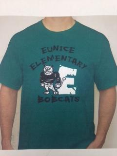 2017 Eunice Elementary Spirit Shirt