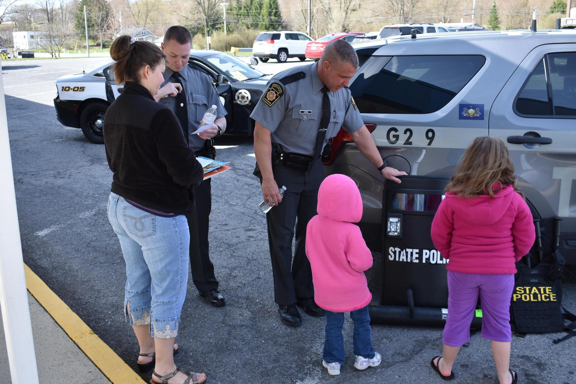 Pennsylvania State Police Presentations
