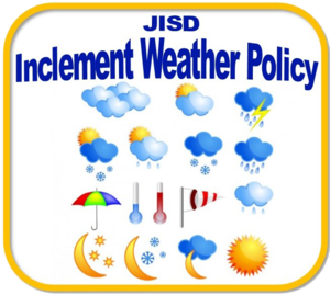 bad weather policy with weather related pictures