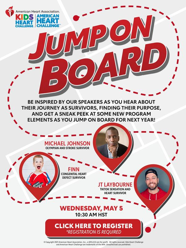 Jump on Board Event! Featured Photo