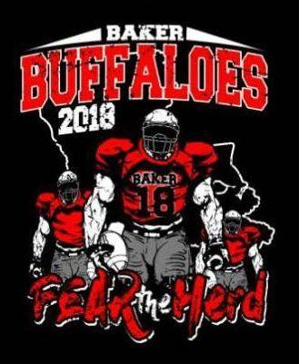 a photo of the BHS t-shirt design for the 2018 play-off