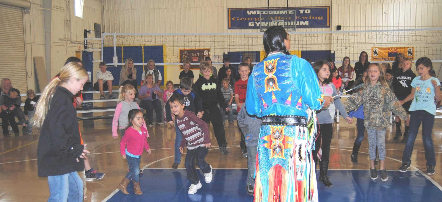 Native Pride Dancer Fun
