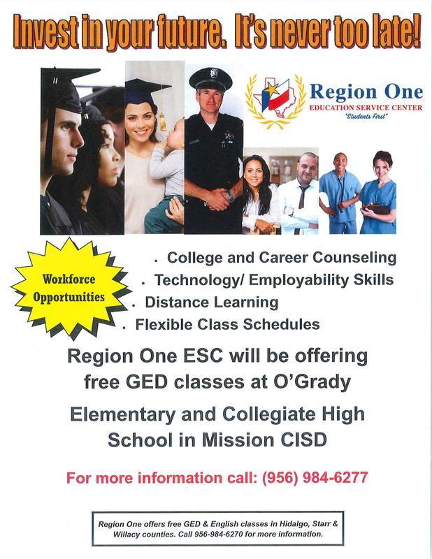 Region One Education Service Center Featured Photo
