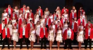 Choir Preforming