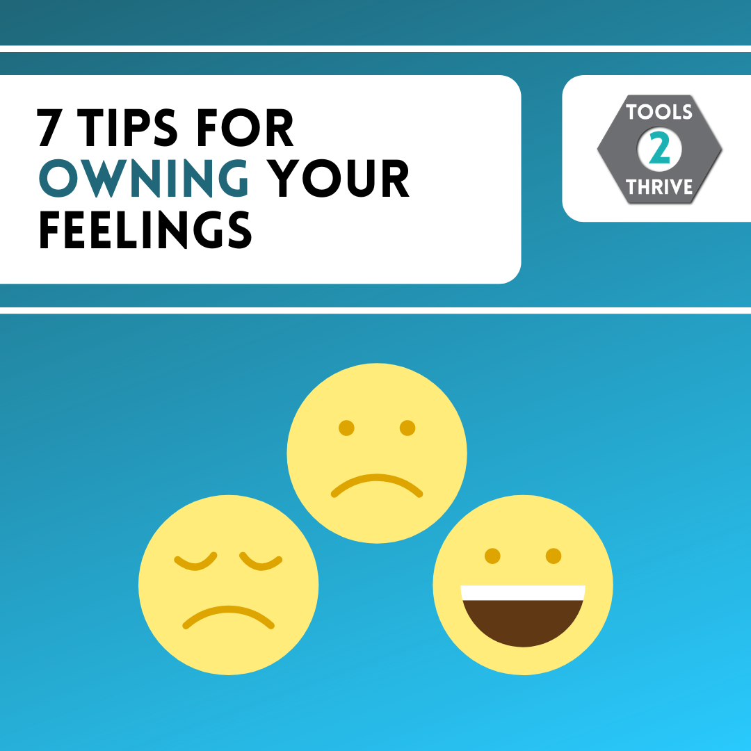 Owning your feelings