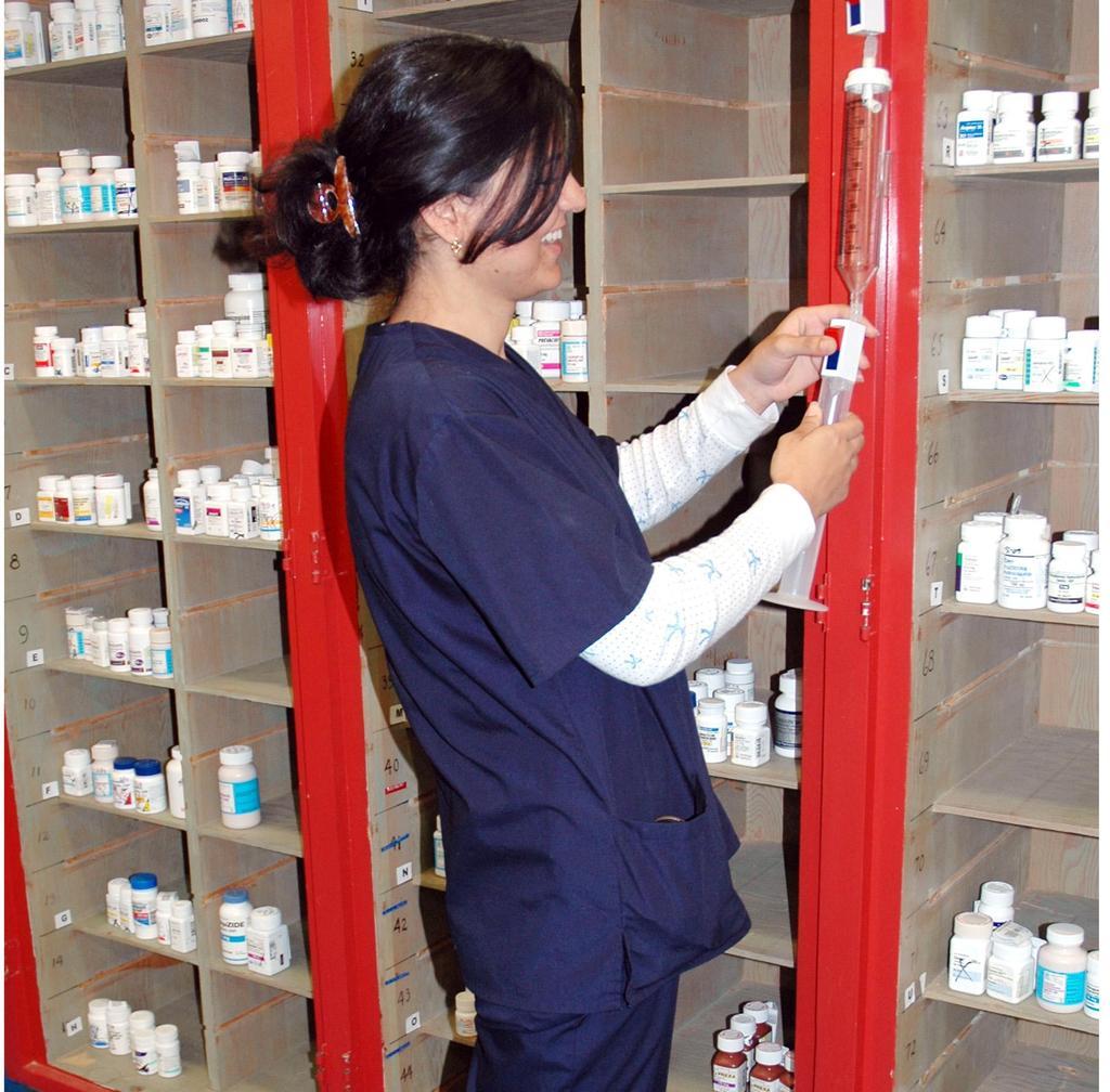 Pharmacy Technician   Career Technical Education