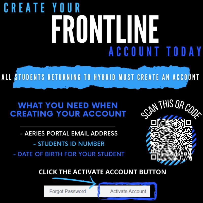 Hybrid Frontline Account