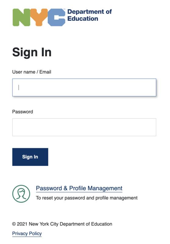 Profile Management Tool