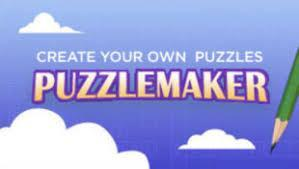 Logo for Puzzlemaker