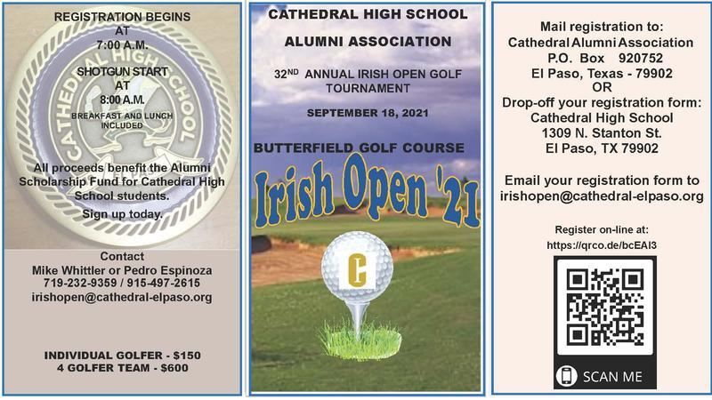 32 Annual Irish Open Golf Tournament Featured Photo